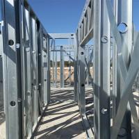 سازه فولادی سرد نورد شده (LSF)