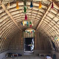 سازه سنتی کپری