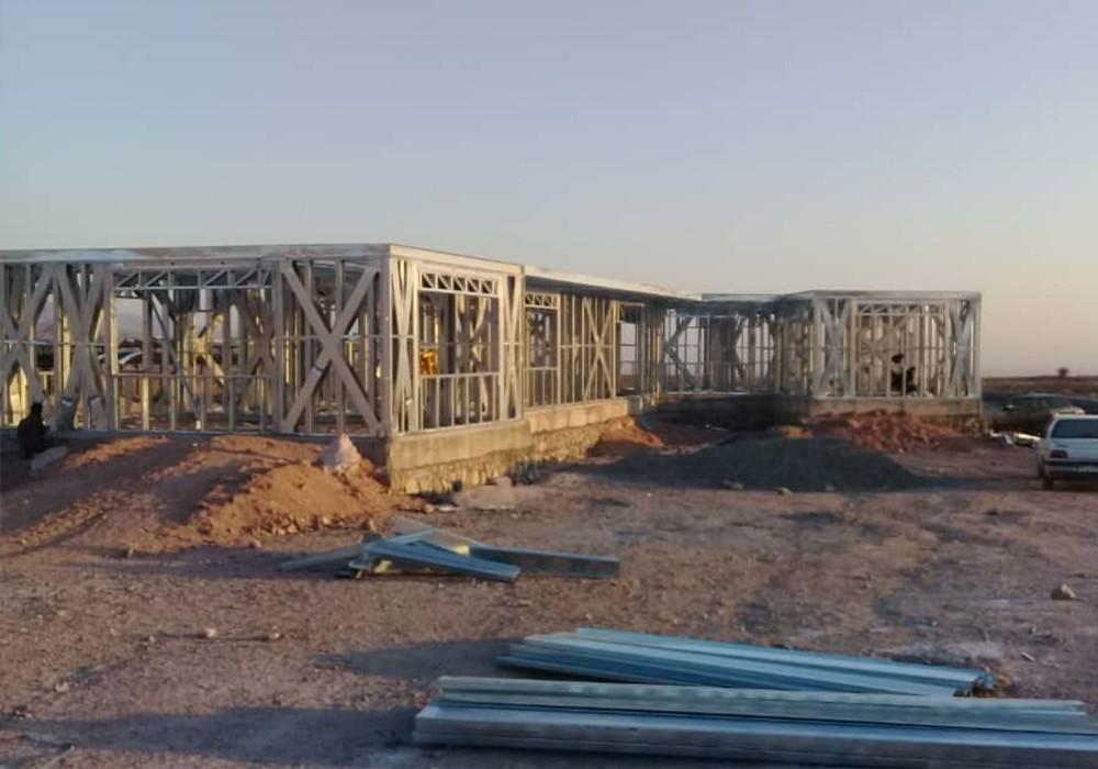 پروژه باشگاه اسب سواری